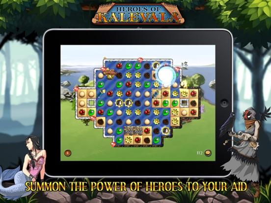 Heroes of Kalevala на iPad