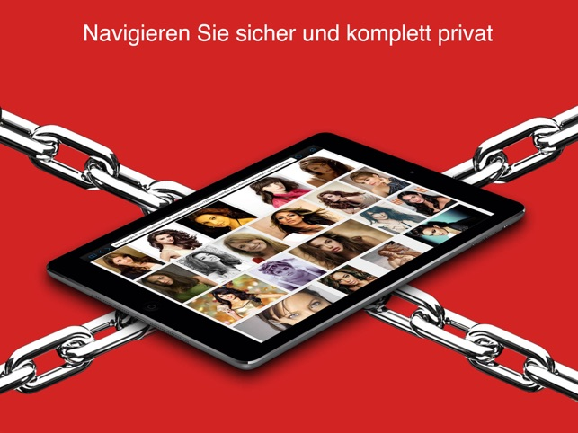 Privater Browser Pro (Sicheres Surfen im Internet) Screenshot