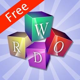 Word Cube match 3D game - HAFUN  (free)