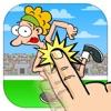 反応時間! スピードとリフレックスゲーム - iPhoneアプリ