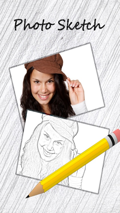 Photo Sketch Plus - Pencil Drawing Sketches screenshot-0