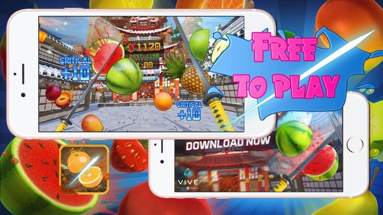 Fruit Kungfu - You will become a Ninja