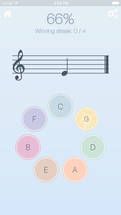Solfeggio - Note & Key Signature Reading Practice