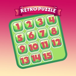 Retro Slide Puzzle