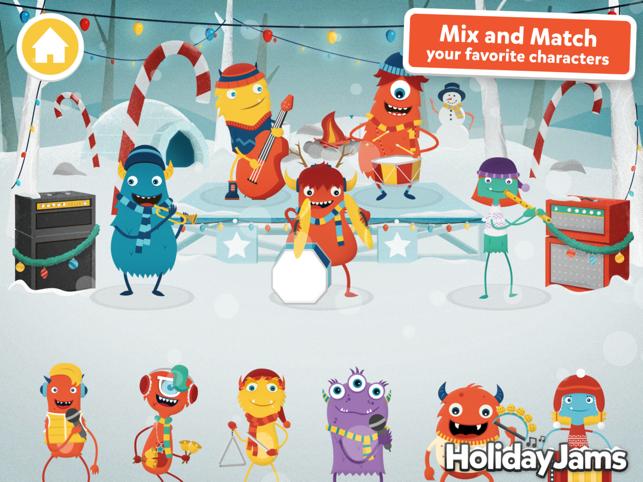 Holiday Jams Screenshot