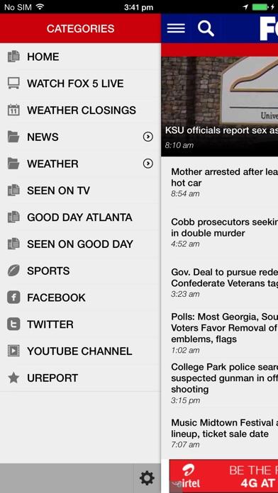 FOX 5 Atlanta for Windows