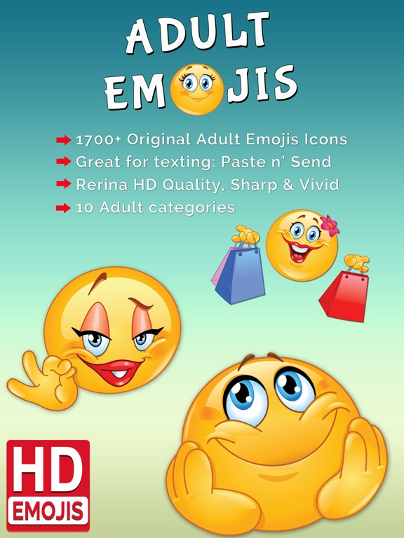 free dirty emojis for iphone