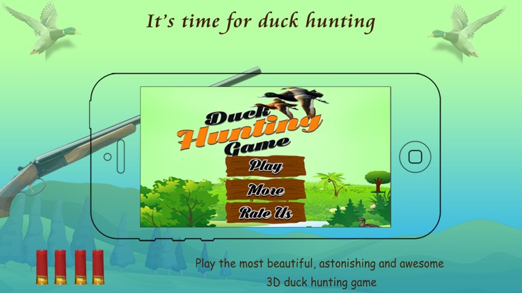 Duck Hunting 3D