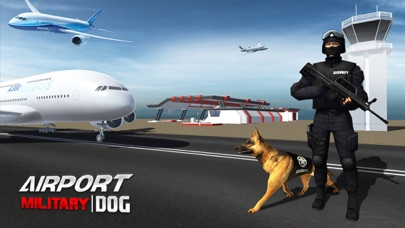 Airport Police Drug Sniffer Duty Simulator