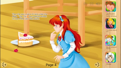Alice in Wonderland iBigToy Screenshots
