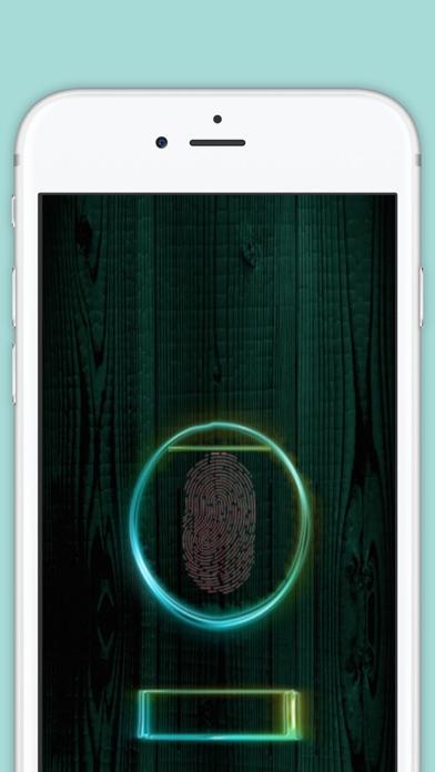 Truth and Lie Detector Scanner - Fingerprint Test Truth or