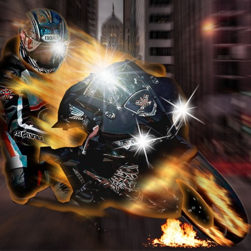 A Speed Endless Biker - Simulator Motorcycle Driver Game