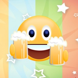 Beer Stickers for iMessage - Emoji,GIFs,Emoticons