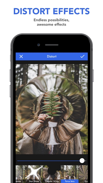 Thyra - Creative Photo Editor screenshot-3
