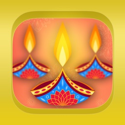 Happy Diwali Card Maker
