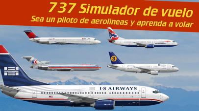 download 737 Simulador de vuelo apps 1