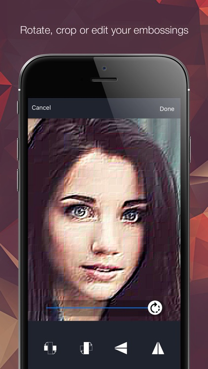 Emboss Photo Effects screenshot-4