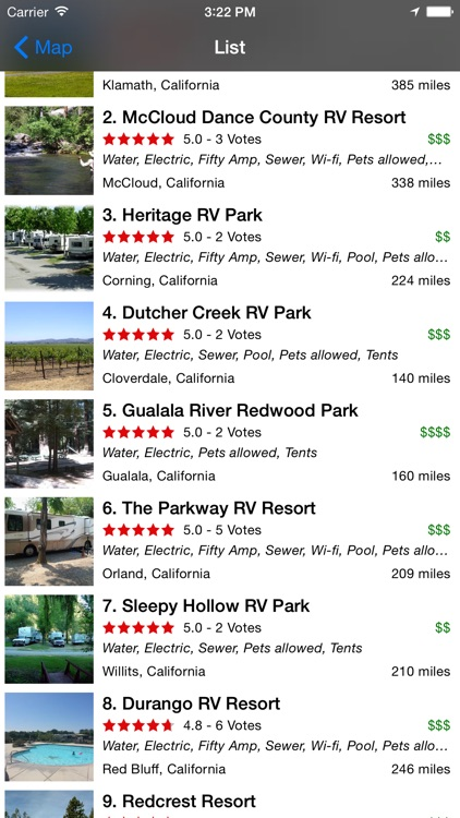 RV Parks & Campgrounds screenshot-1