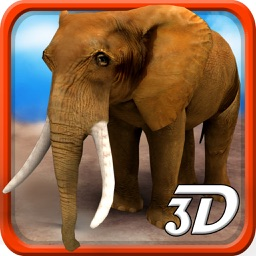3D Elephant Simulator – Angry Animal Simulator