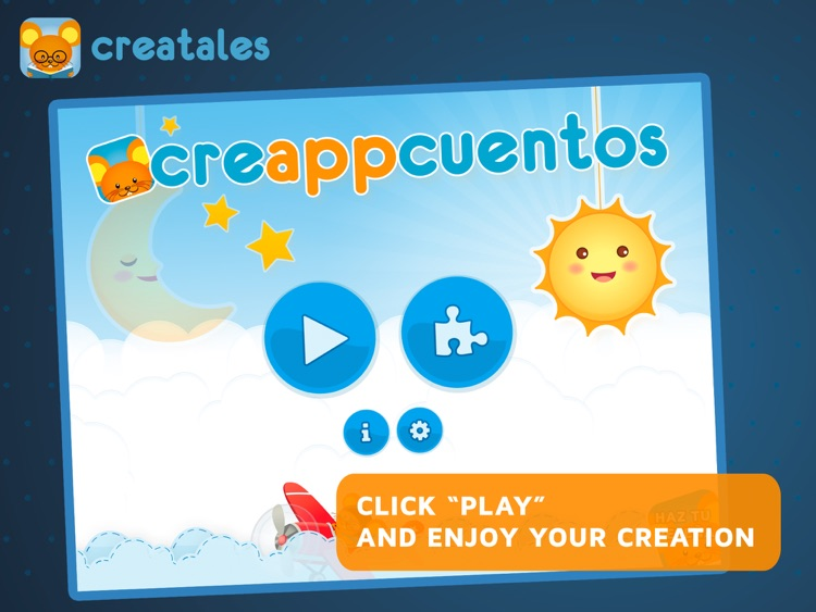 Creatales screenshot-0