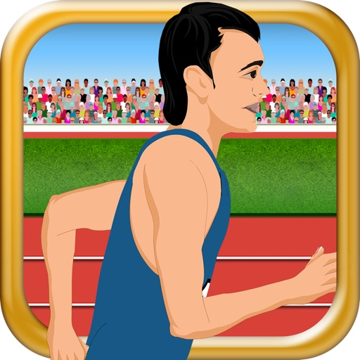 Hurdle Race - Athletics Game