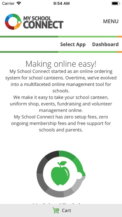 Download My School Connect for Pc