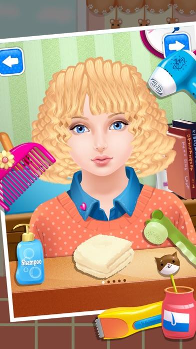 Screenshot of Hair Salon ™ - Crazy Haircuts!1