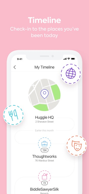 Huggle dating app