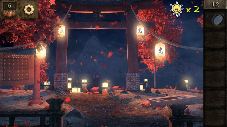 密室逃脱:逃出阴森神庙