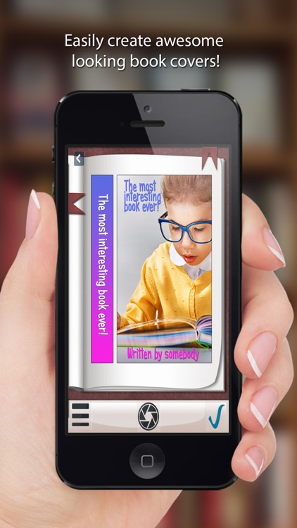 Book Cover Maker - Create and Share With Friends