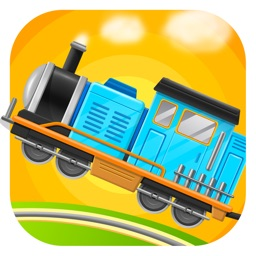 Train Builder - Driving Simulator Games For Kids