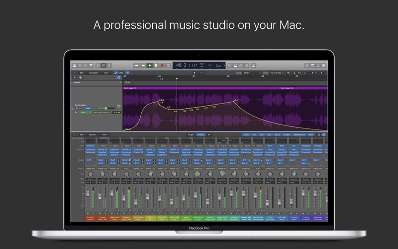 logic pro x crack français torrent