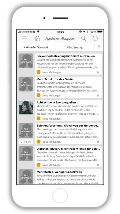 Apotheken-Ratgeber screenshot four