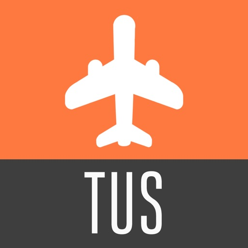 Tucson Travel Guide with Offline City Street Map