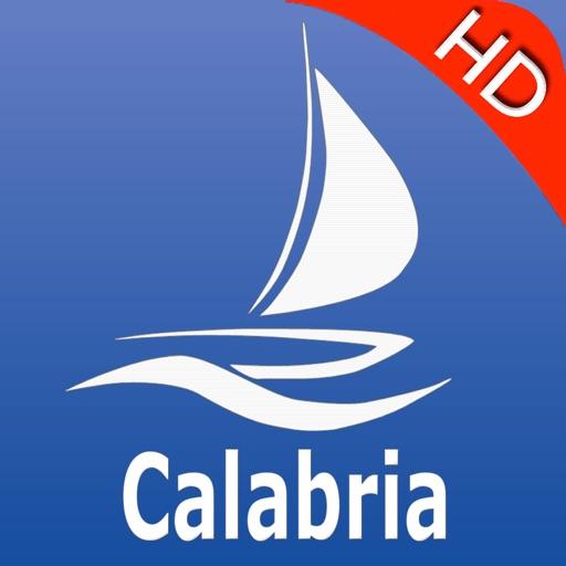 Calabria Nautical Charts Pro