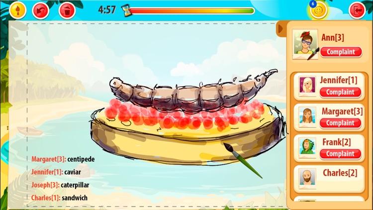 Draw & Guess Multiplayer screenshot-4