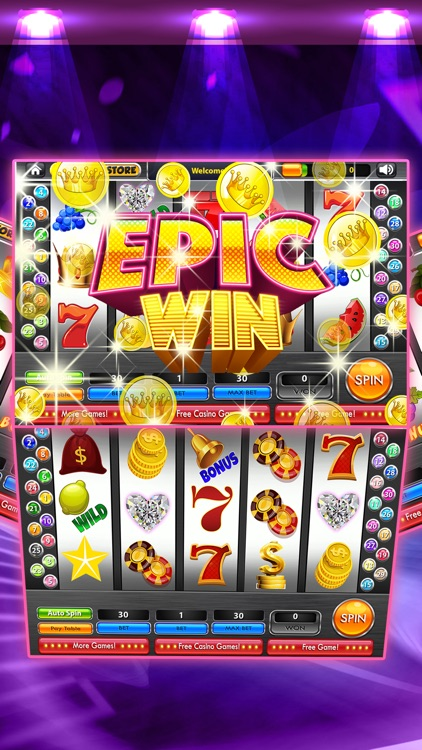 Slot Machine Deluxe Iphone