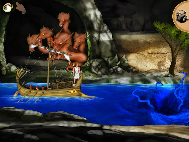 The Odyssey HD (Lite) - cyclops vs odysseus screenshot-2