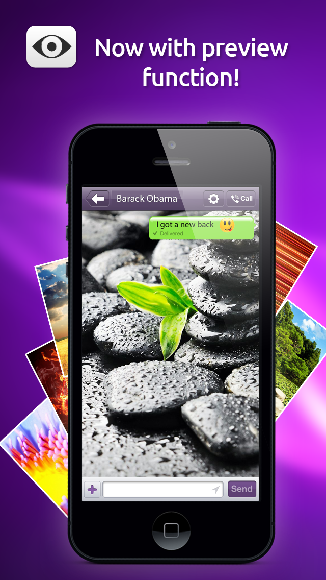 Wallpapers and Backgrounds for Viber & WhatsApp 2