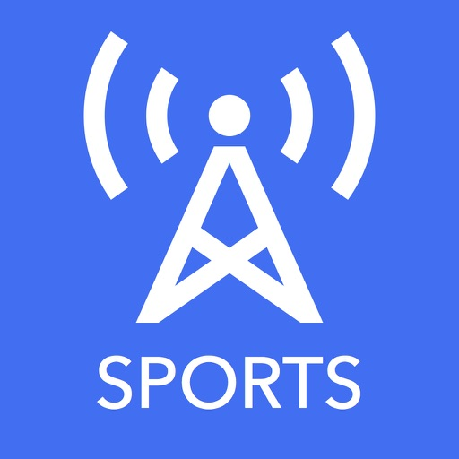 Sports Radio FM - Streaming and listen live to online sport event and news from radio station all over the world with the best audio player iOS App