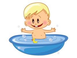 Cute Kids Sticker - DHS Pack 04