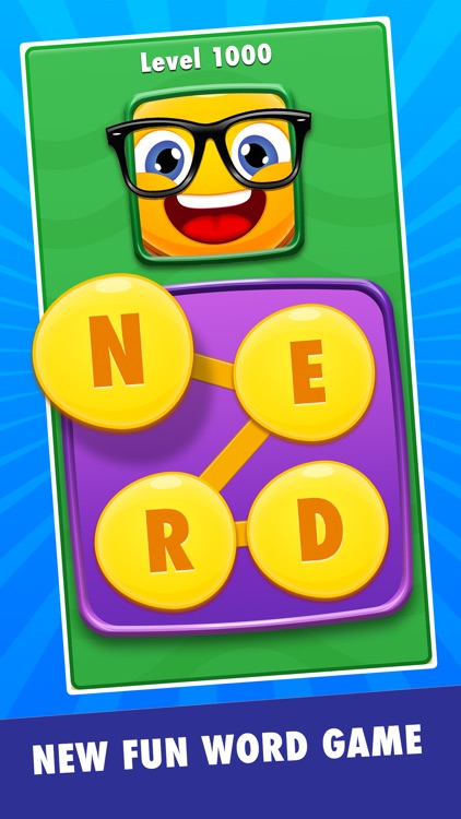 WordNerd - The picture puzzle game for word nerds screenshot-0