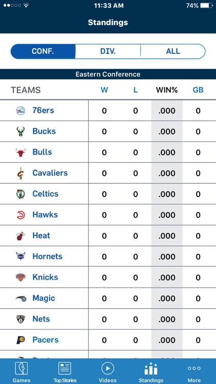 NBA screenshot-3