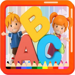 Abc Coloring Pages For Kids Coloring Book Pencils