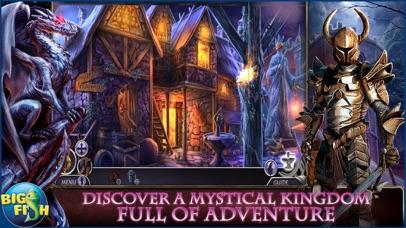 Dark Realm: Queen of Flames - A Mystical Hidden Object Adventure (Full) Screenshot 1