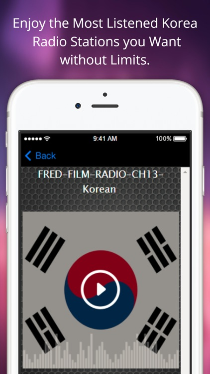 Korea radios: The Best stations Online