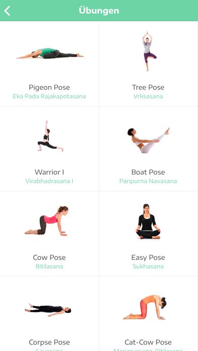 Yoga in der SchwangerschaftScreenshot von 2