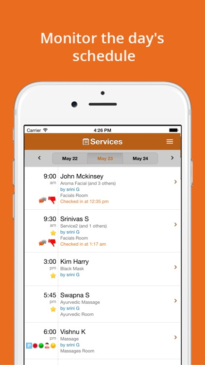 Manager Productivity App