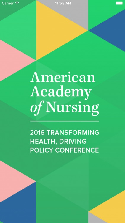 Academy Policy Conference