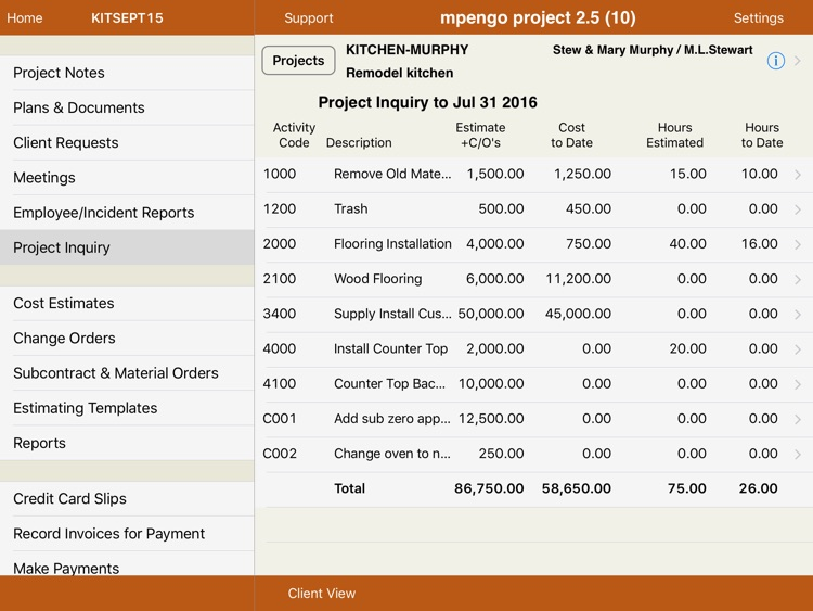 mpengo Project screenshot-4